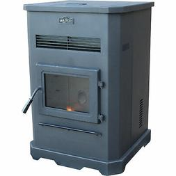 Cleveland Iron Works Pellet Stove w/Smart Home Technology 49
