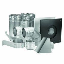 DuraVent Pellet Vent Stove Pipe Kit Venting System Inserts A