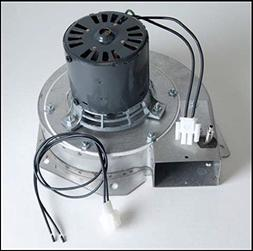 Enviro Pellet Stove Exhaust Combustion Motor w Housing & Gas