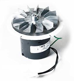 PelletStovePro - Quadrafire Pellet Exhaust Combustion Blower