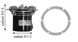 US Pellet Stove Exhaust Combustion Motor w/ Gasket 80473 - 1