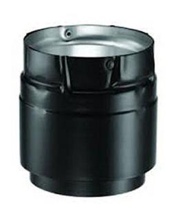 """DURAVENT PELLETVENT PRO 3"""" Diameter Harman Black Appliance A"""
