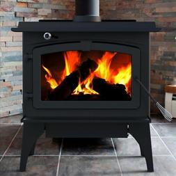Pleasant Hearth LWS-127201 Medium 65,000-BTU Wood Burning St