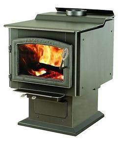 Vogelzang Ponderosa Wood Burning Stove With Blower - TR007