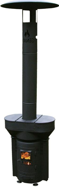 Q-Flame 3 by Qstoves, 72,000 BTU, outdoor patio heater, off-