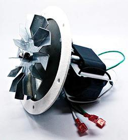 Quadra Fire Pellet Stove Combustion Exhaust Fan Motor Kit -