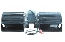 quadrafire 1200i pellet stove distribution convection blower