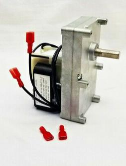 England Stove Works Pellet Stove Auger Feed Gearbox Motor -