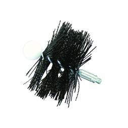 "Rutland Pellet Stove Brush 1/4 "", 20 Rod, 4 "" Nylon"