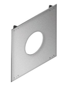 Simpson Duravent 3044 Pellet Stove Vent House Shield for 3""