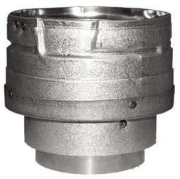 Simpson Duravent Pellet Stove Vent Adapter Insulated From 3