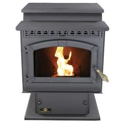 BRECKWELL SONORA SP23 or P23 WOOD PELLET STOVE 42,000 BTU/Hr
