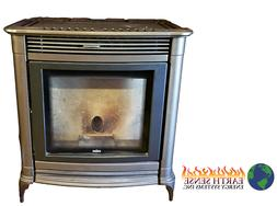 spillo freestanding pellet stove demo excellent condition
