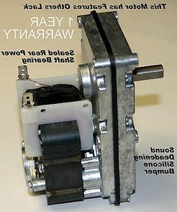 ST. CROIX PELLET STOVE AUGER MOTOR   2  RPM  80P20278R   VER
