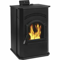 Summers Heat 2,200-sq ft Pellet Stove- 669025 Model #55-SHPC