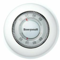 Honeywell The Round Heat Only Non-Programmable Manual Thermo