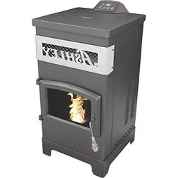 U.S. Stove Ashley Fully Automatic Pellet Stove with Auto Ign