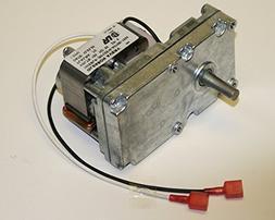 Universal Replacement Pellet Stove Auger Motor - 1 RPM Clock