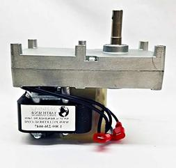 US Stove 5660 Ashley Bay Auger Motor, 1 RPM CLOCKWISE With H