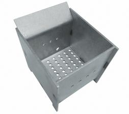 VOGELZANG, US STOVE KING, PELLET STAINLESS BURN POT INSERT