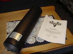"Olympia Ventis Pellet Vent VPB-0418 4"" X 18"" Pipe, Double Wa"