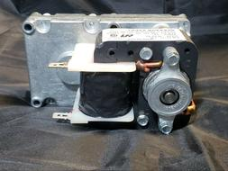 WHITFIELD Auger Motor, Pellet Stove Feed Fuel Motor H5886, 1