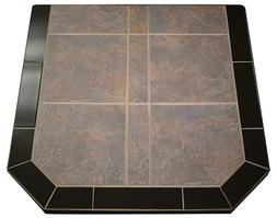Winter Shadow Ty 1 36x36 Stove Pad for All Models of Comfort
