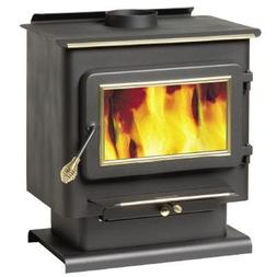 Englander Wood Burning Stove BLACK Heats Up To 1,800 Sq. Ft.