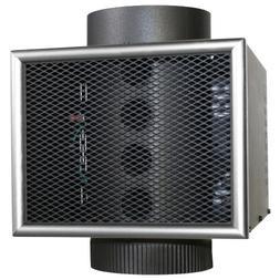 wood heat reclaimer fan blower