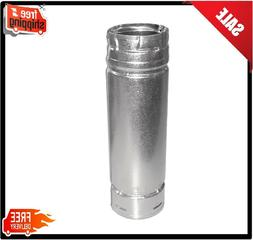 Wood Stove Chimney Pipe Double Wall Insulated Insert Venting